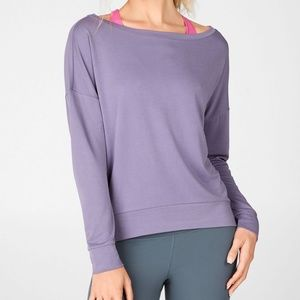 Fabletics Long Sleeve Betty Pullover
